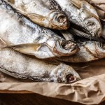Лещ вяленый (разделка рыбы под пиво)