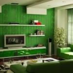 Оттенки зелёного цвета