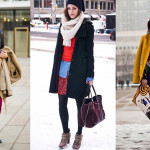 Мода Нью-Йорка, фото с улиц и подиумов, уличный стиль