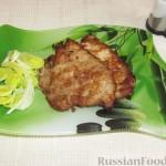 Салат «Корзинка» с мясом и овощами