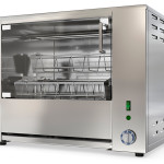 Аппарат для приготовления кур гриль, шампурный гриль для курицы в кафе и бистро — КленМаркет