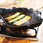 Преимущества и недостатки сковородок-гриль