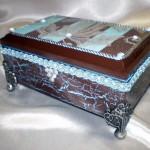 Нежное шоколадное печенье «Трещинки»