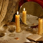 Гадания на Рождество и в Святки. «Суженый, ряженый, приди ко мне ужинать»