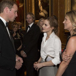 Эмма Уотсон заявила, что у нее нет романа с принцем