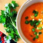 Фото-рецепт приготовления крем супа из тыквы