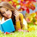 Осень — подборки книг