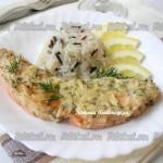 Стейк из лосося — лучшие рецепты — Как быстро приготовить вкусный