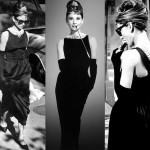Черные платья на экране и в музыке