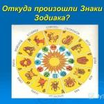 «NASA поменяло знаки зодиака»