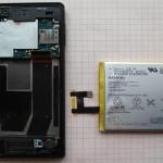Ремонт боковых кнопок Sony Xperia Z1