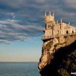 Ласточкино гнездо в Крыму — достопримечательности поблизости