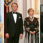 Жена Ярмоленко в откровенном платье