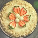 RU • Просмотр темы — Как украсить торт Наполеон ко дню рождения