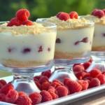 Холодный чизкейк «Красный бархат» (red velvet cold cheesecake)