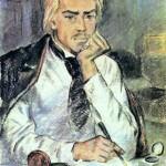 Гранатовый браслет» — повесть Александра Ивановича Куприна, написанная в 1910 году. В основу сюжета была положена реальная история, которую Куприн наполнил грустной поэзией