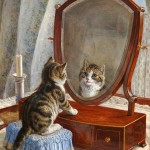 Только не забывайте, что кошки очень чувствительно относятся к тому, что находится не на своем месте. Кошки вообще любят порядок: и в отношениях в семье, и в расстановке мебели, и во многом другом.