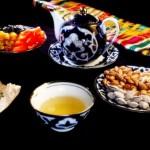 Правила приготовления зелёного чая согласно узбекской традиции