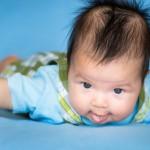 Почему ребенок рождается с черными волосами